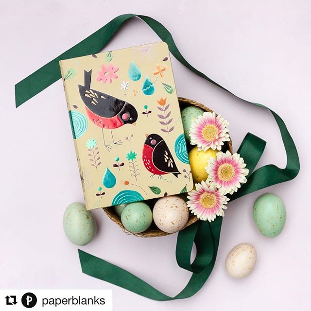 Repost from the lovely folks @paperblanks , my 'animal friends' series of journals ...styling and photography by the multi-talented @andreamarvan x