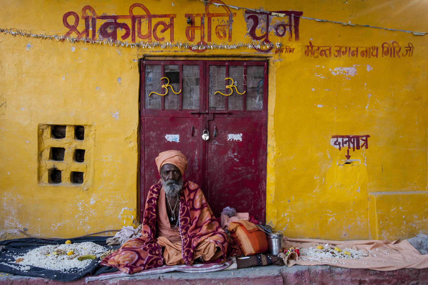 NAMASTE: IMAGES OF INDIA