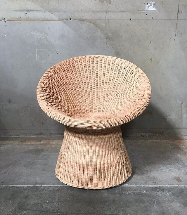 Wicker Chair (Rachel) Available 2 #chairspandp #loungepandp