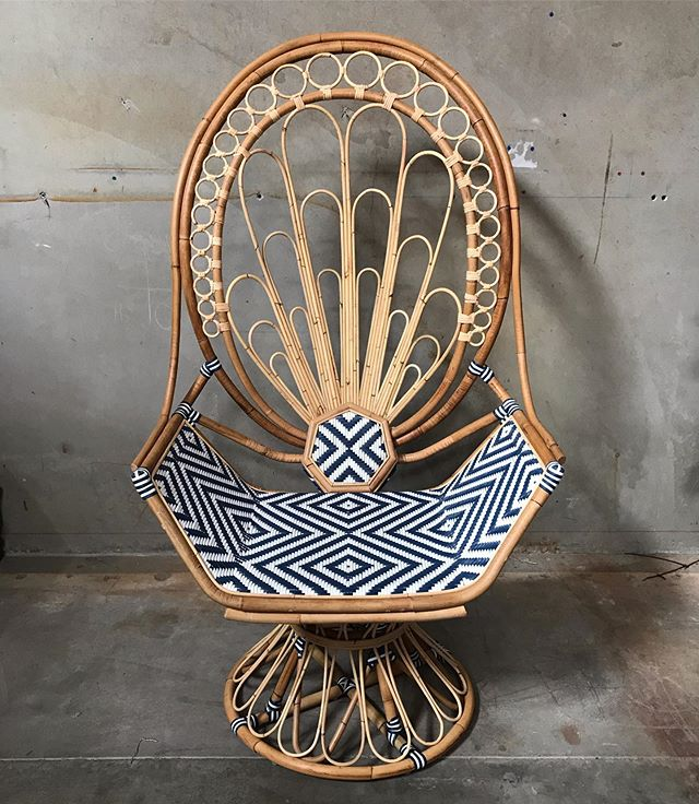 Rattan Peacock Chair (Annie) Available 2 #chairspandp #loungepandp