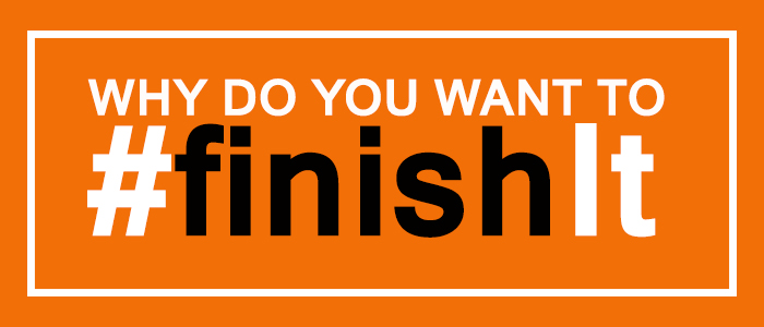 Click here to make your own #FinishIt Statement