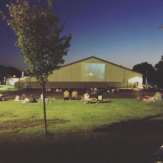 2nd Annual Reality Check and the Olean Rec Summer Movie Night.