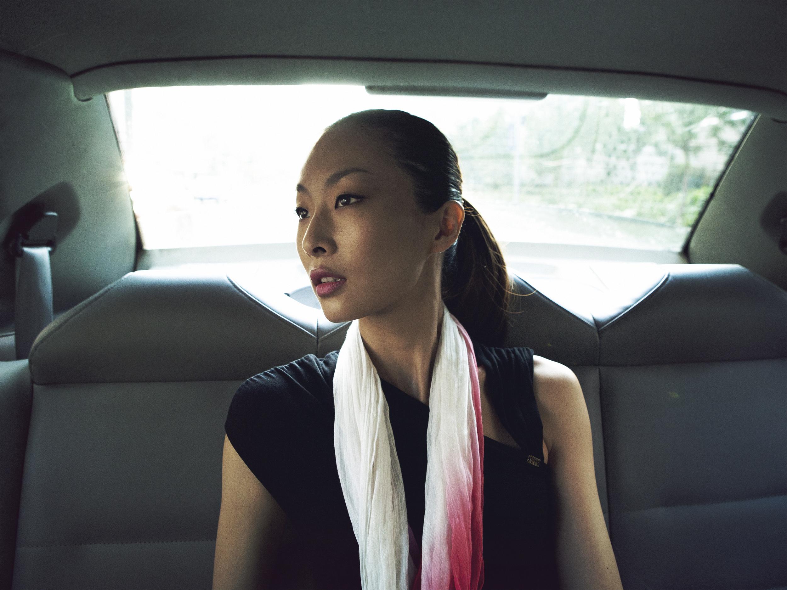 Actress Mason G