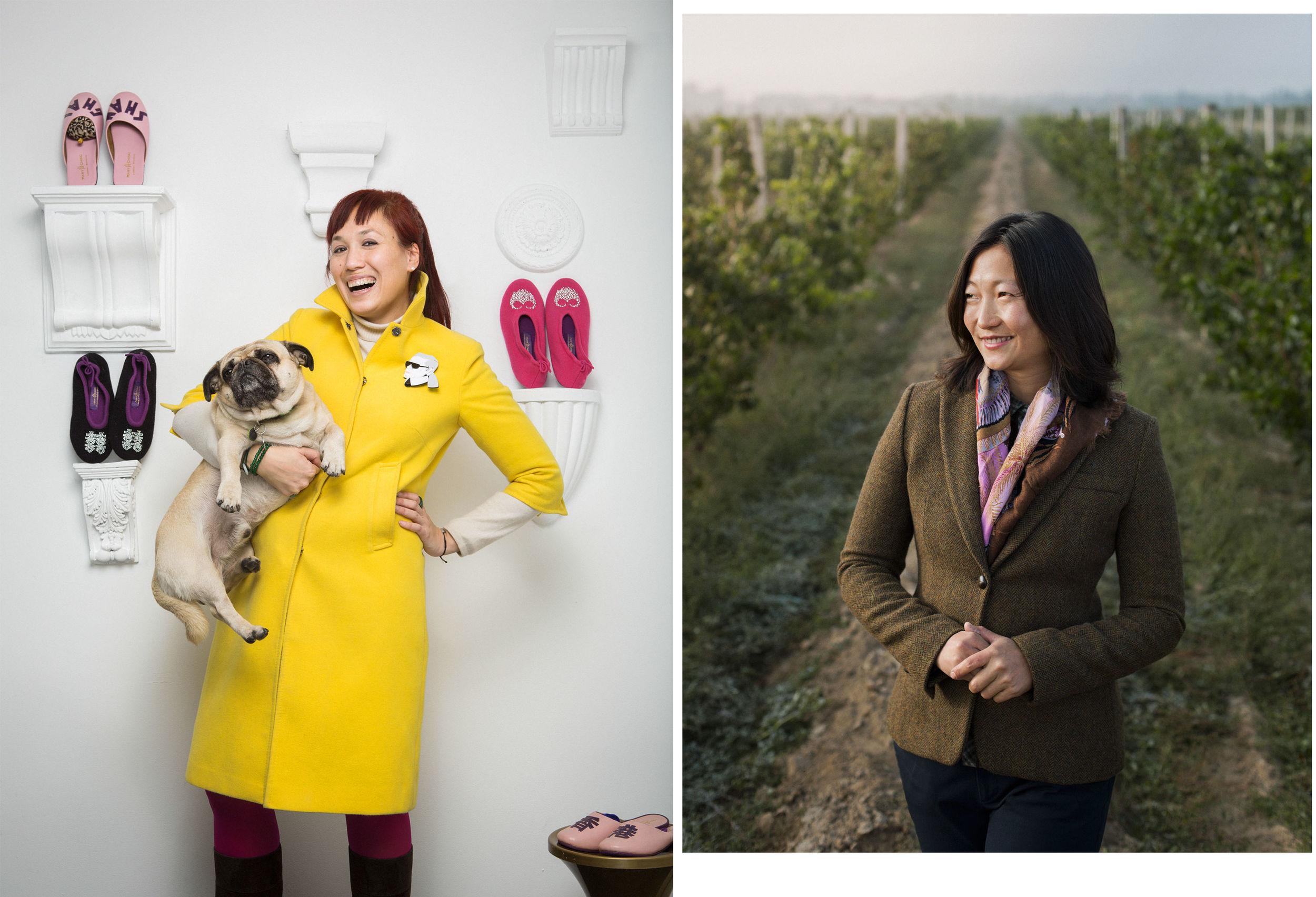 Mary Ching & Emma Gao