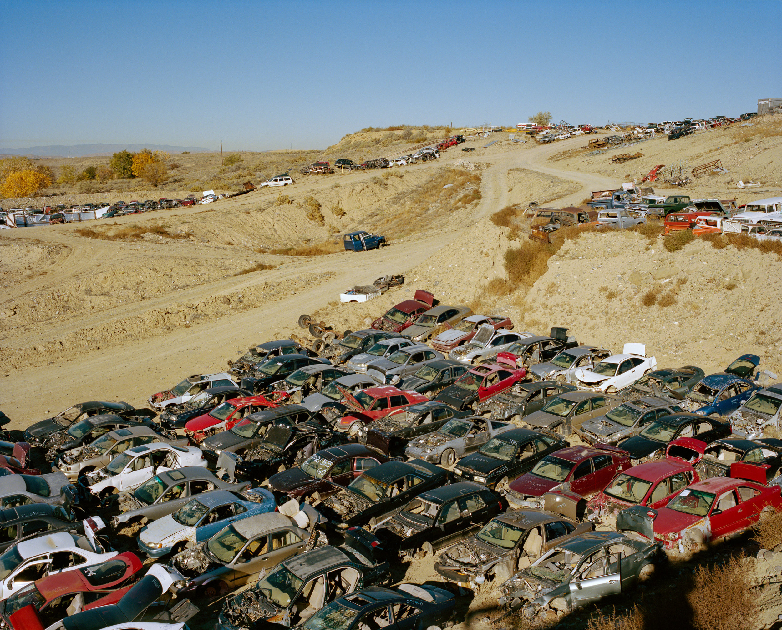 HWY 64 auto salvage, Farmington, NM