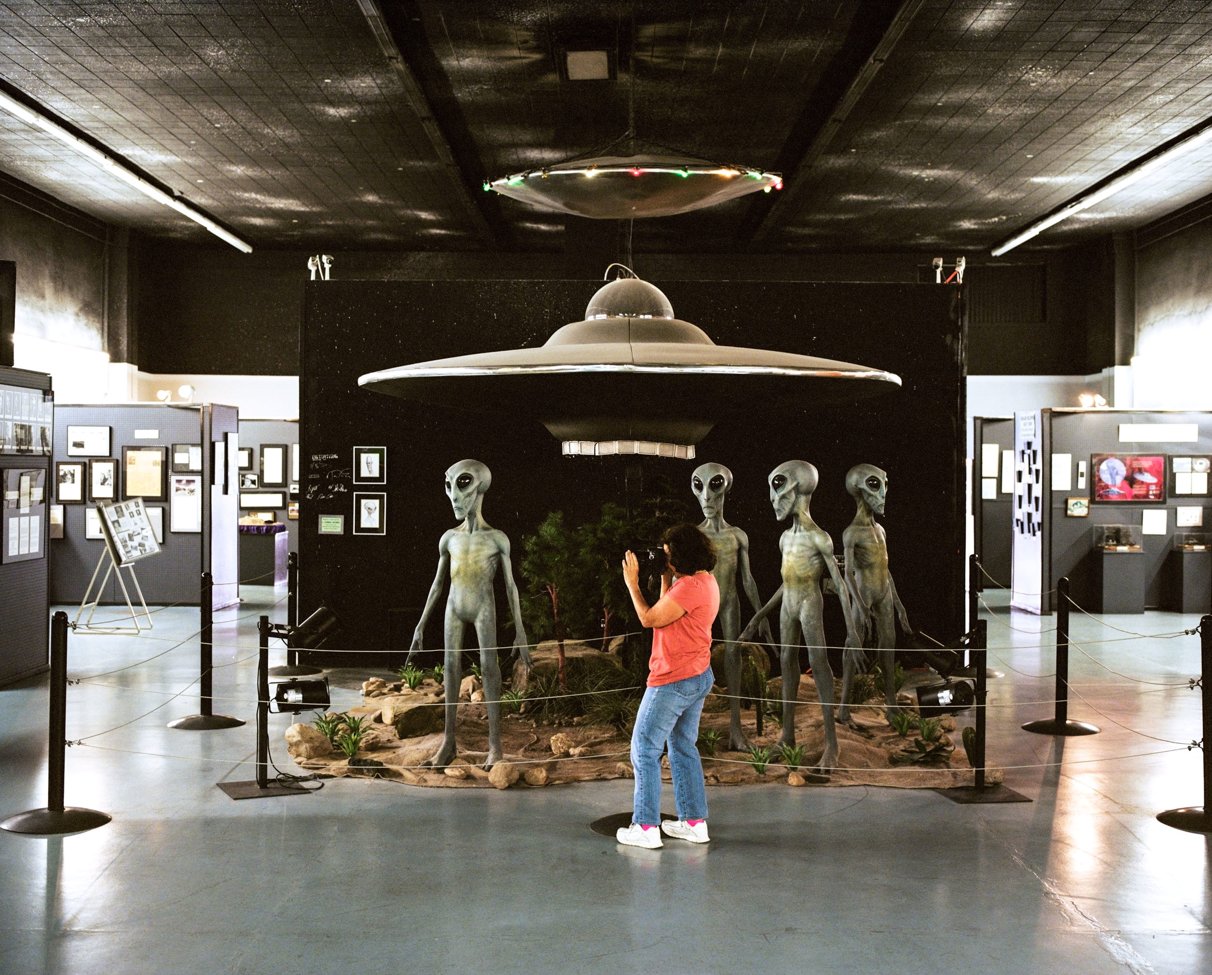 Roswell UFO Museum, NM