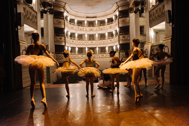 Theatre Backstage - Teatro di Castelfranco (TV)