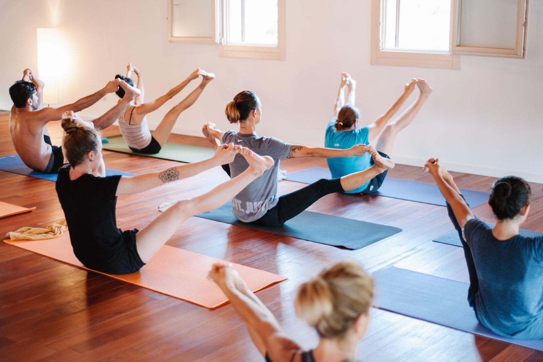 Yoga Classes - Matteo Bonin