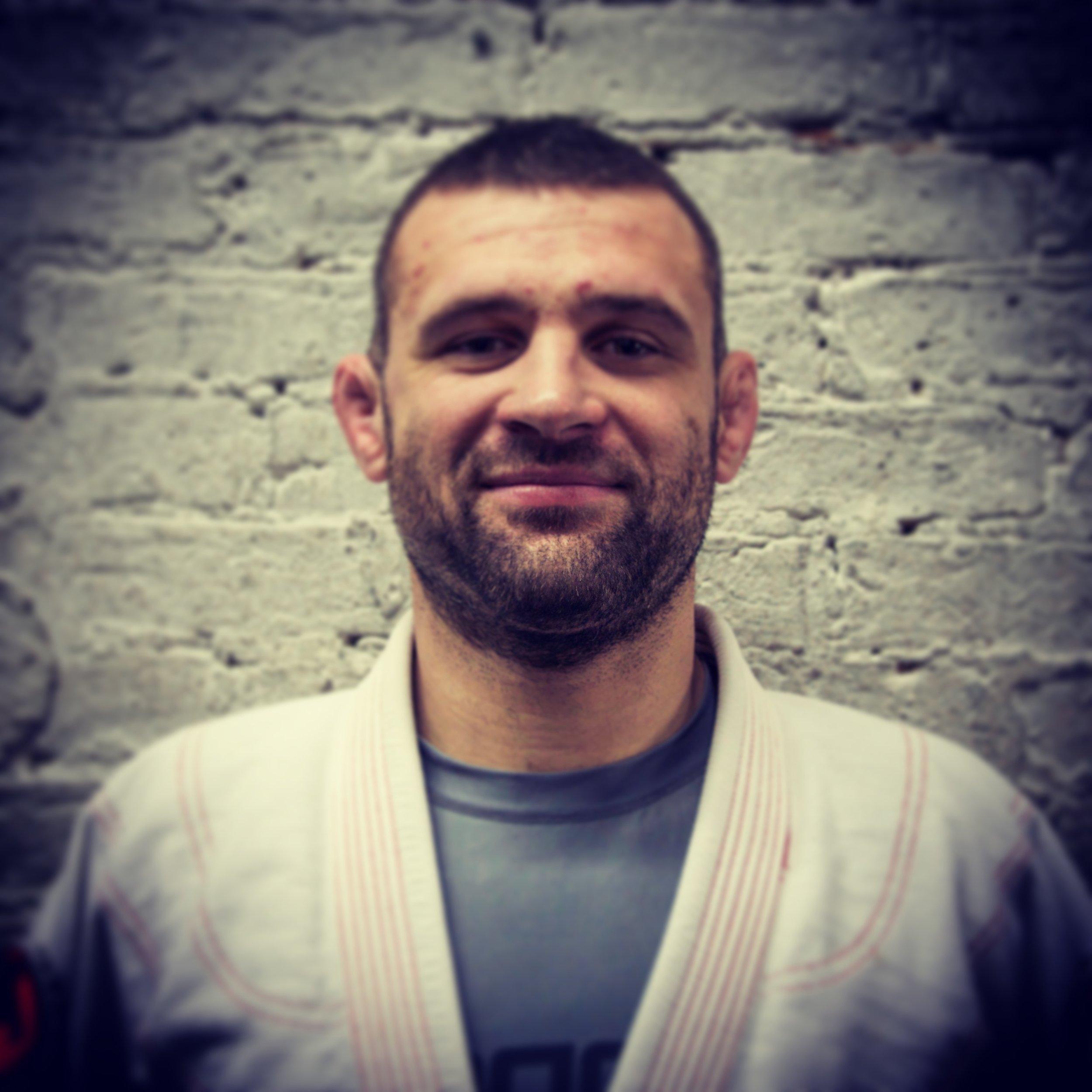 ALEX RAJACIC - Brazilian Jiu-Jitsu Black Belt