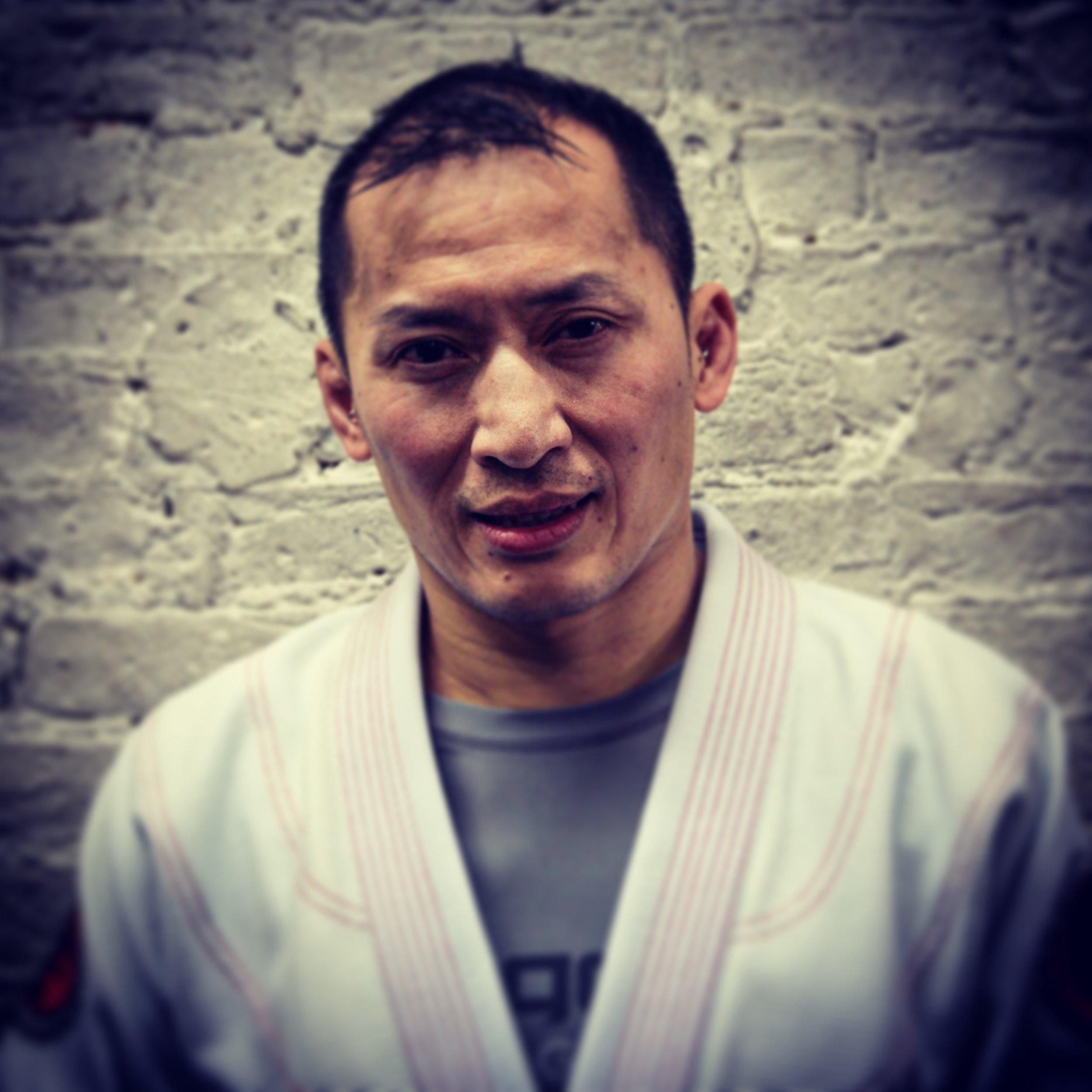 CHUONG PHAM - Brazilian Jiu-Jitsu Black Belt