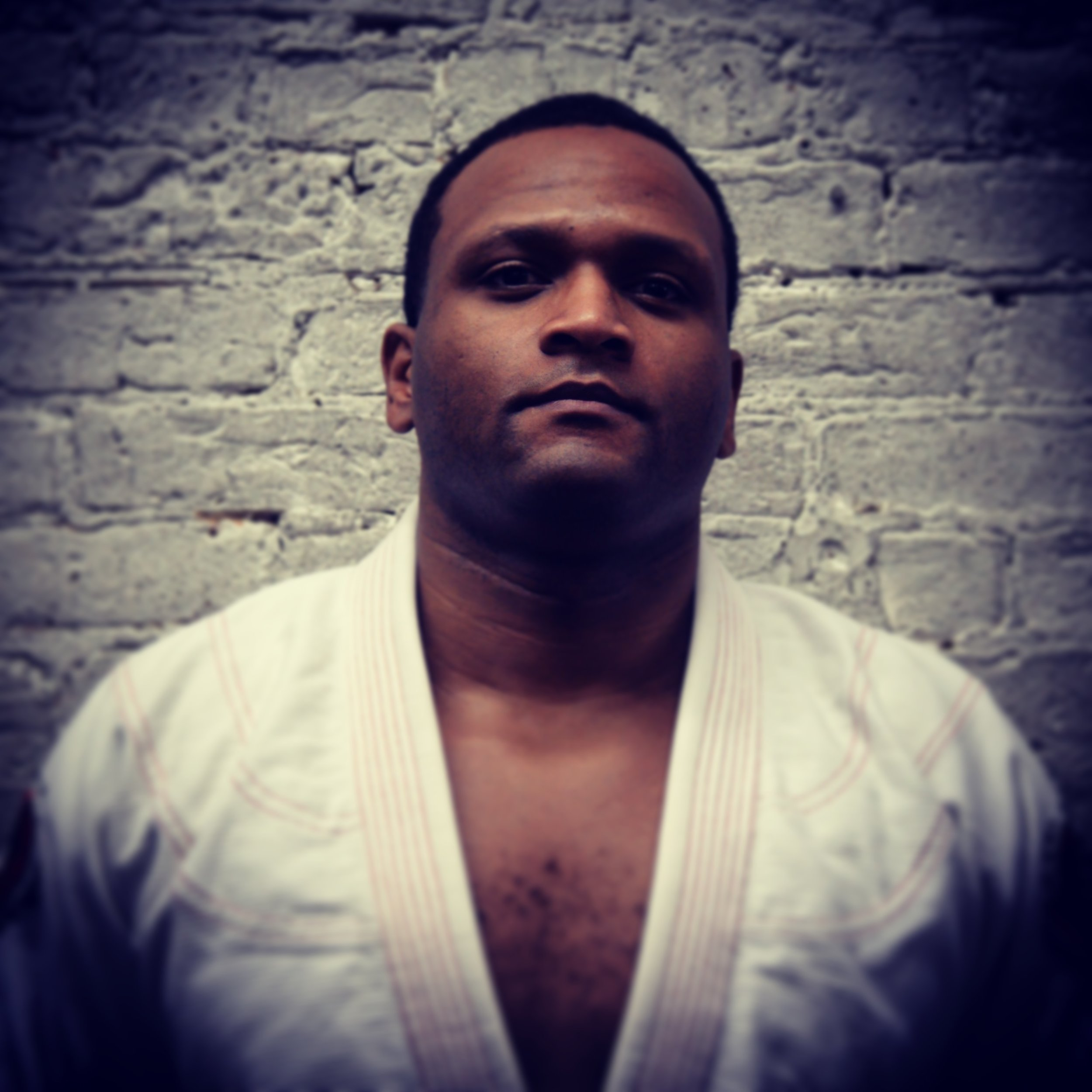 DAVID LEWIS - Brazilian Jiu-Jitsu Brown Belt
