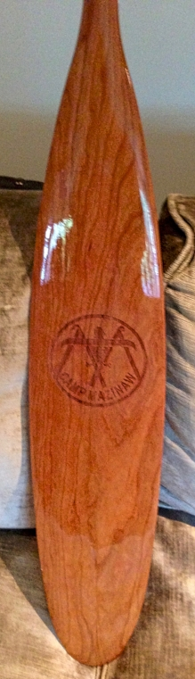 The Mazinaw paddle