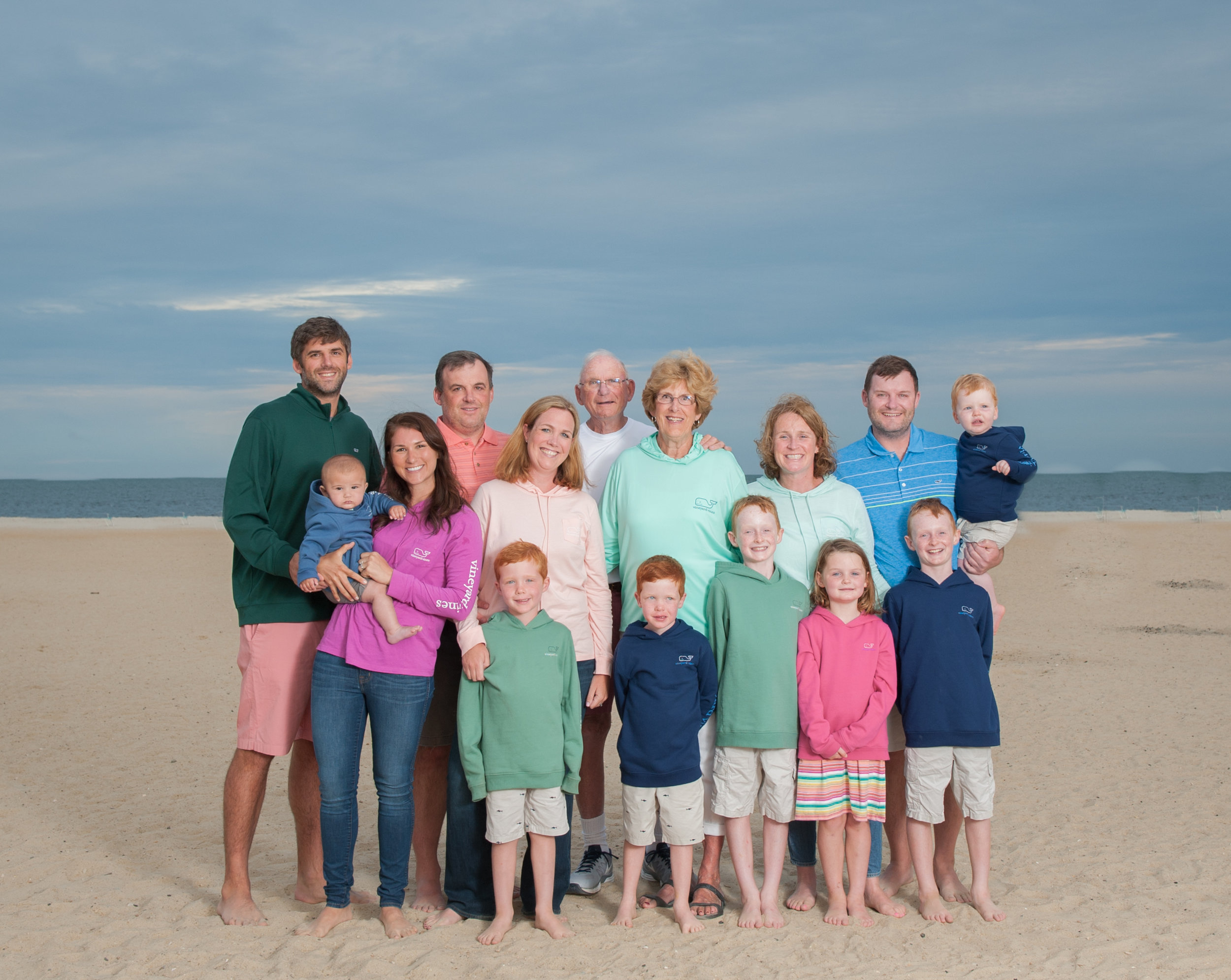 Red Jacket Resorts Family Photo Session