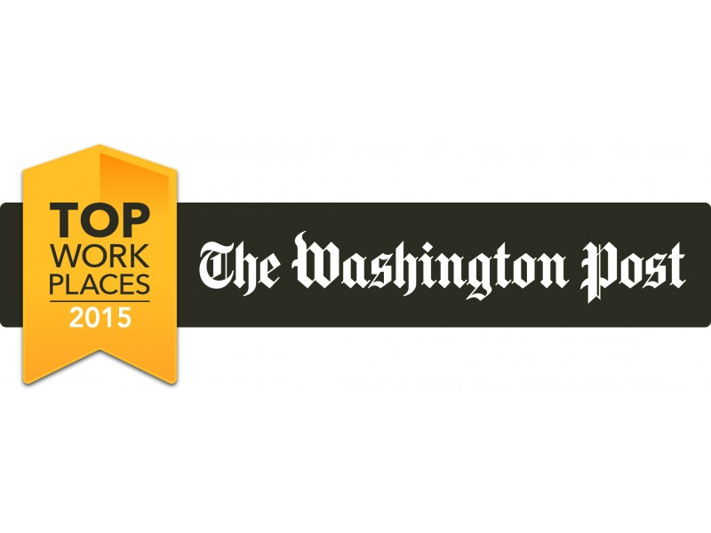 The Washington Post 2015 Best Places to Work List