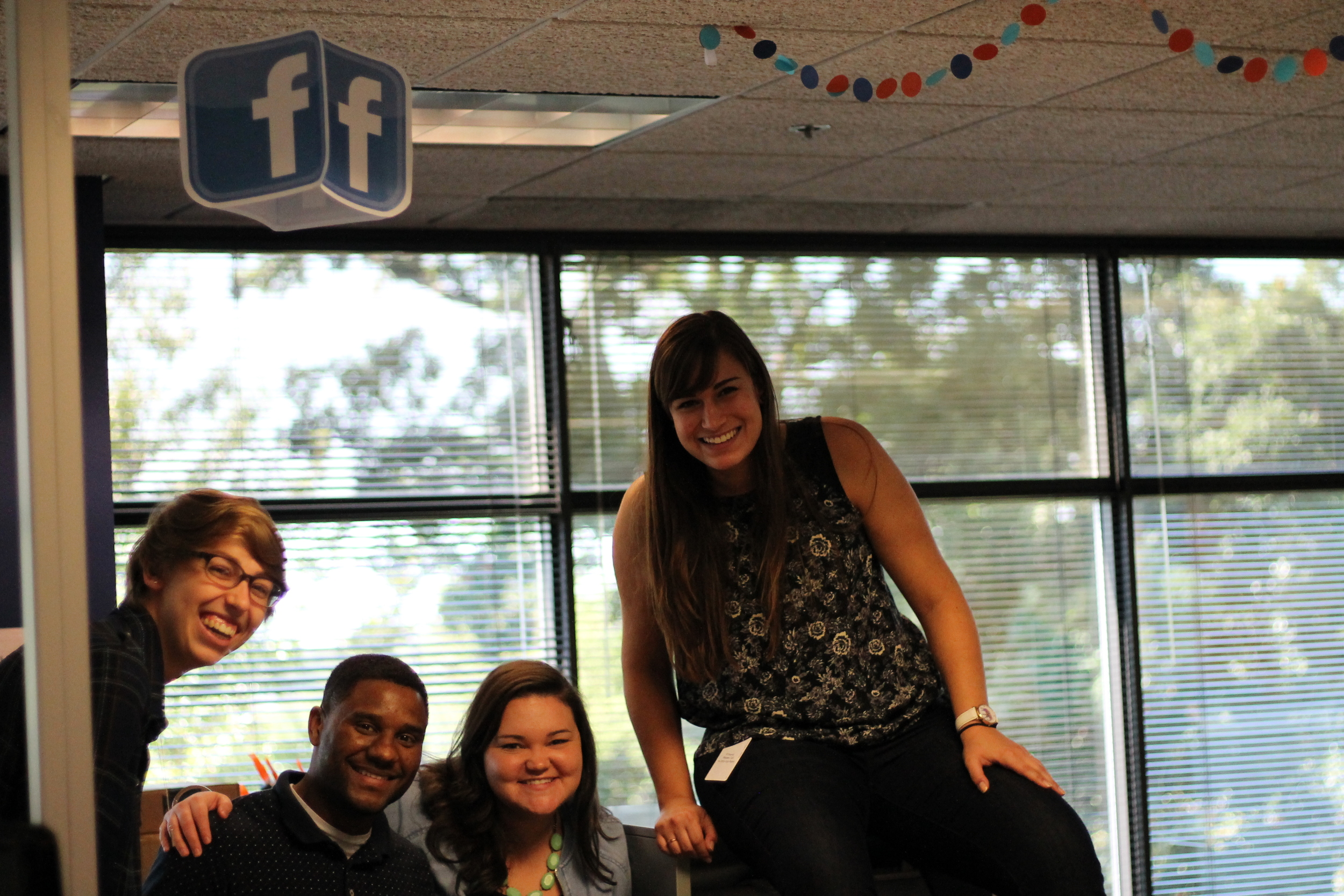 SEE PICTURES FROM OUR OFFICE DECORATING PARTY!