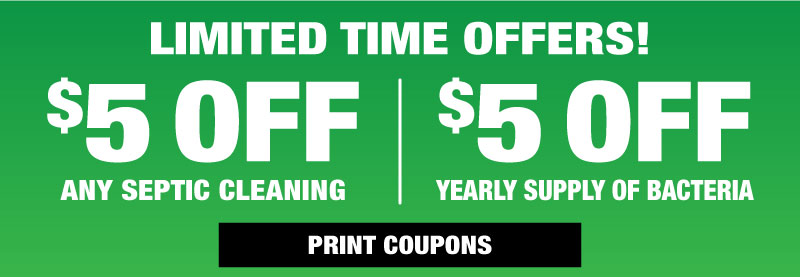 MAY OFFERS - King's Sanitary Services