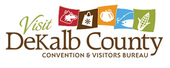 2019 DeKalb County Tourism Guide - is available at the Village Office, Flewellin Memorial Library, Screamers, Shabbona Cafe, Casey's and BP in Shabbona. Interactive Guide, click here