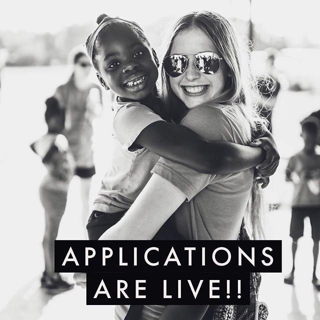 Link in bio!!! Go apply!  #ctw2k19
