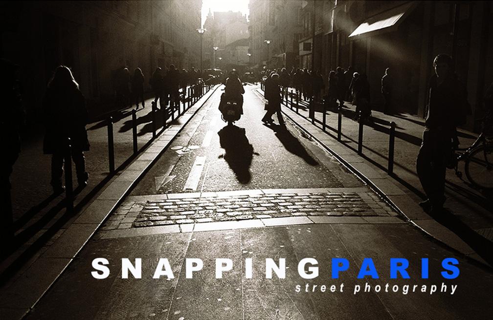 SNAPPING PARIS Exhibit