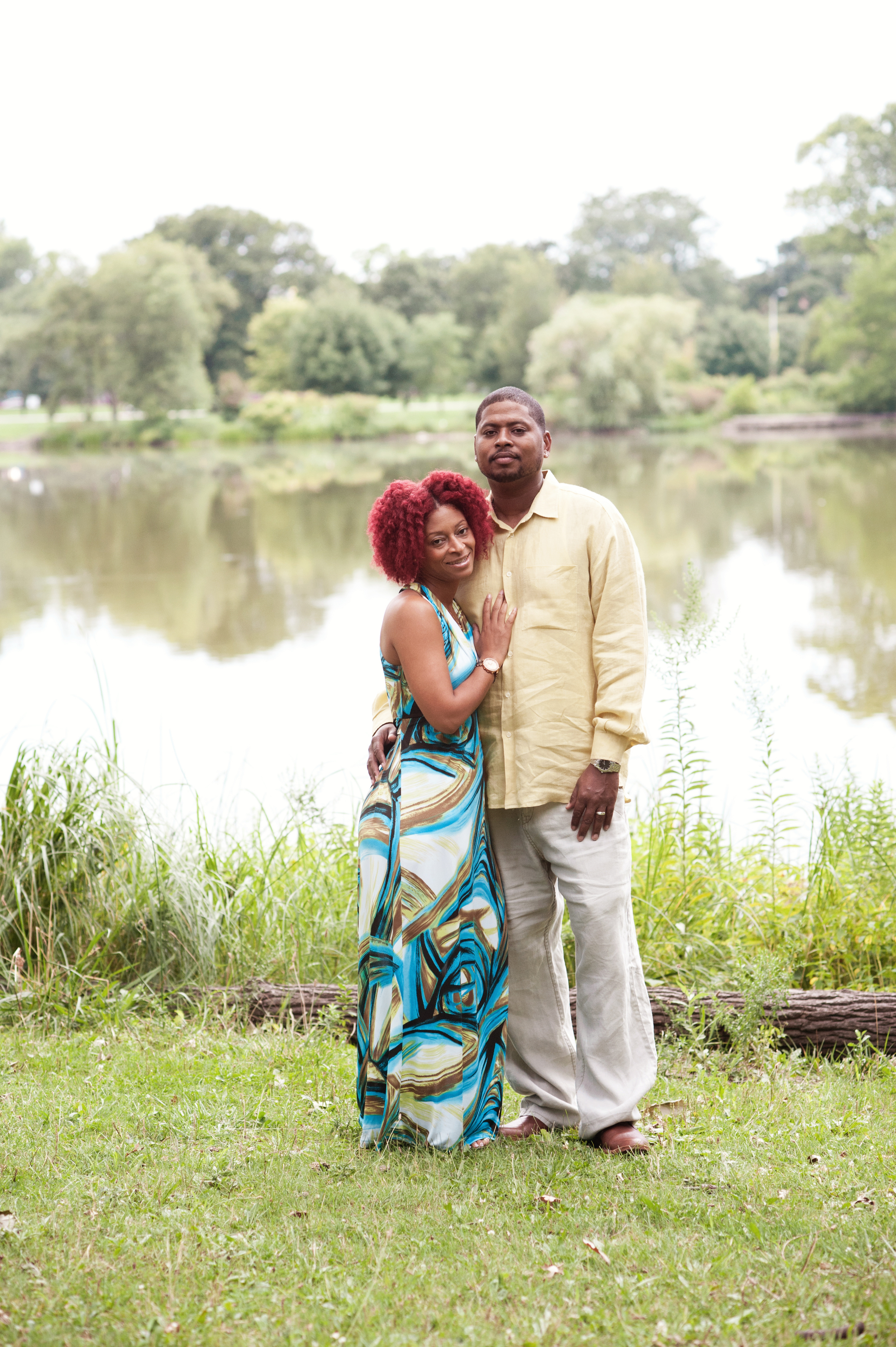 Engagement Portrait | Chicago Small Wedding and Elopement Photographer | Nomee Photography