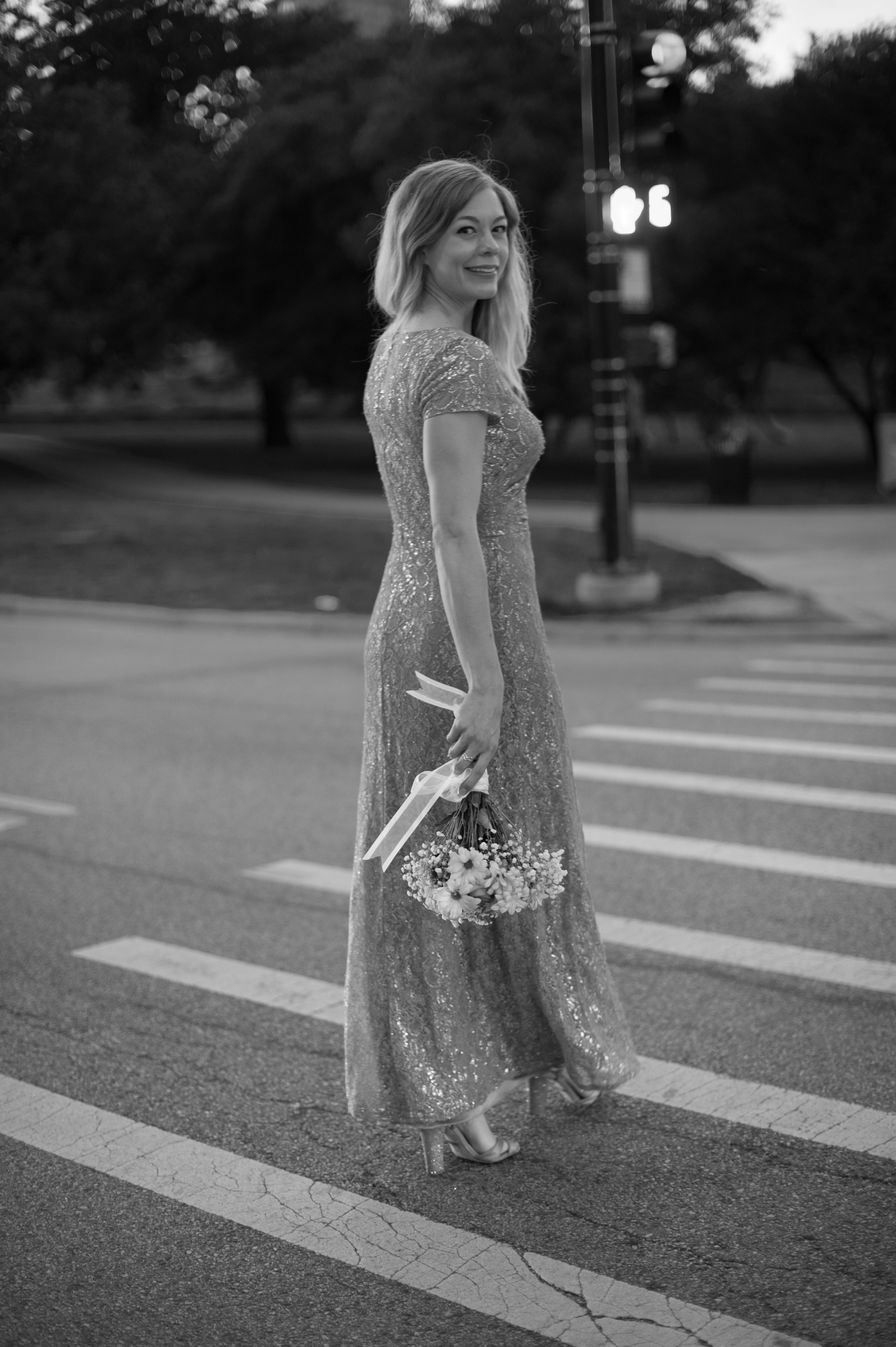 Bride and Bridal Portrait | Chicago Small Wedding and Elopement Photographer | Nomee Photography