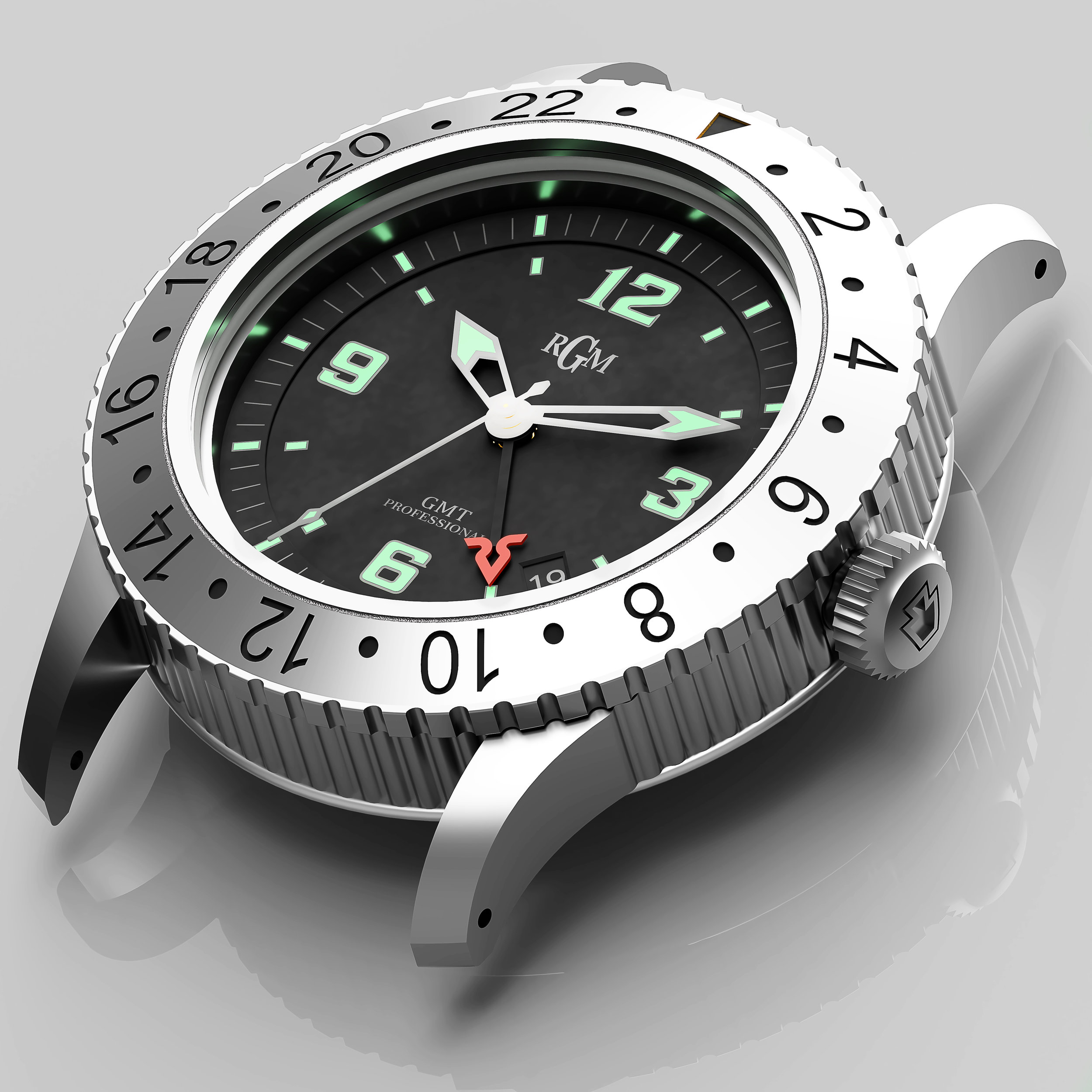 Model 500-GMT-RS