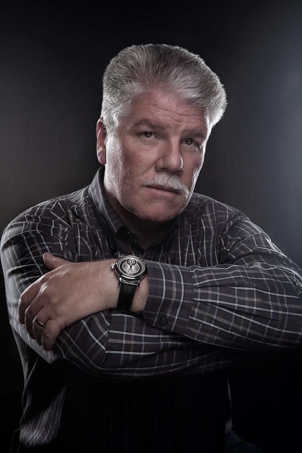 Roland G. Murphy, founder of    RGM    Watch Company