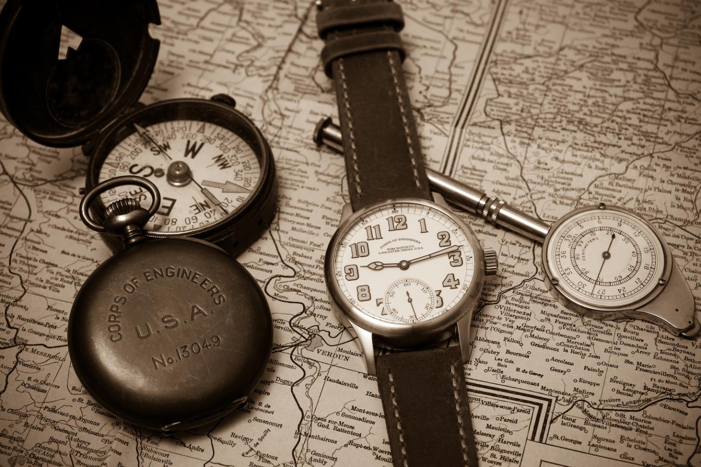 RGM    801-COE Corps of Engineers watch