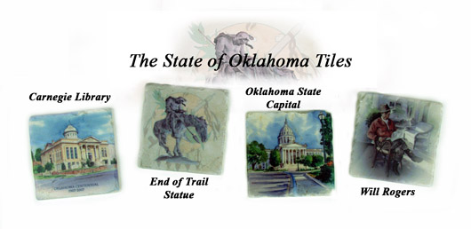 The State of Oklahoma Coasters