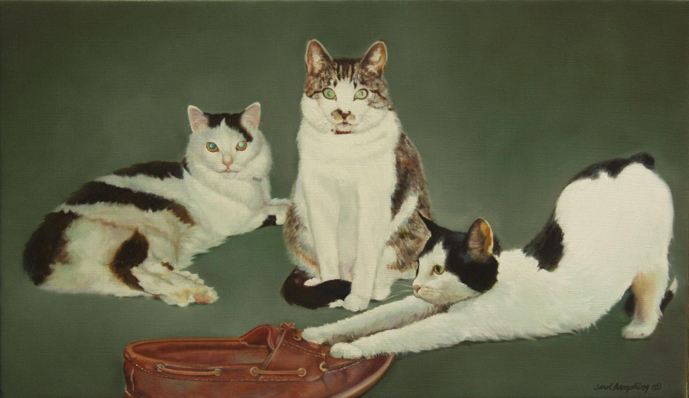 Randy's Cats