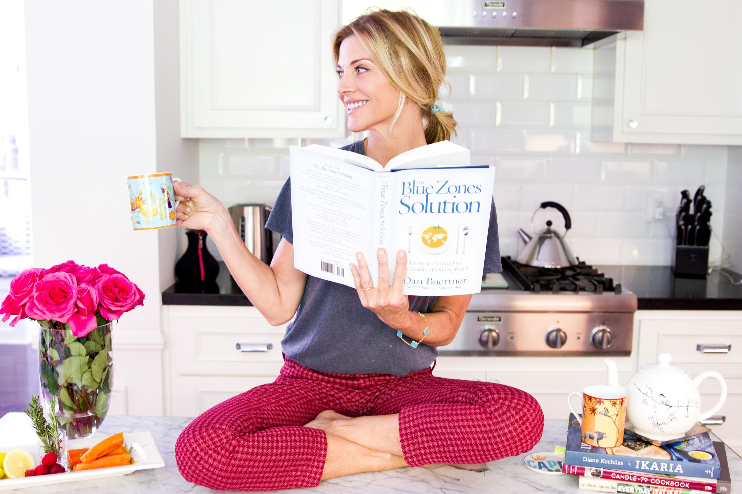 Glowing from the inside   Cooking with The Blue Zones Solution - IKARIA & Everyday Italian