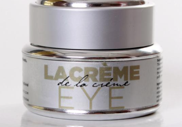 LACRéME  CUCUMBER for your eyes, I use LACRéME before applying my makeup and before bedtime. I love the refreshing smell of the cucumber. During the day I throw itin my bag andlove to apply rightafter my workout.