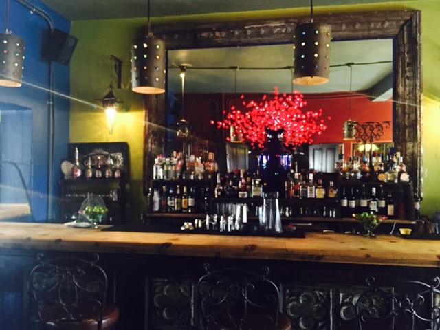 Bar at Hotel California