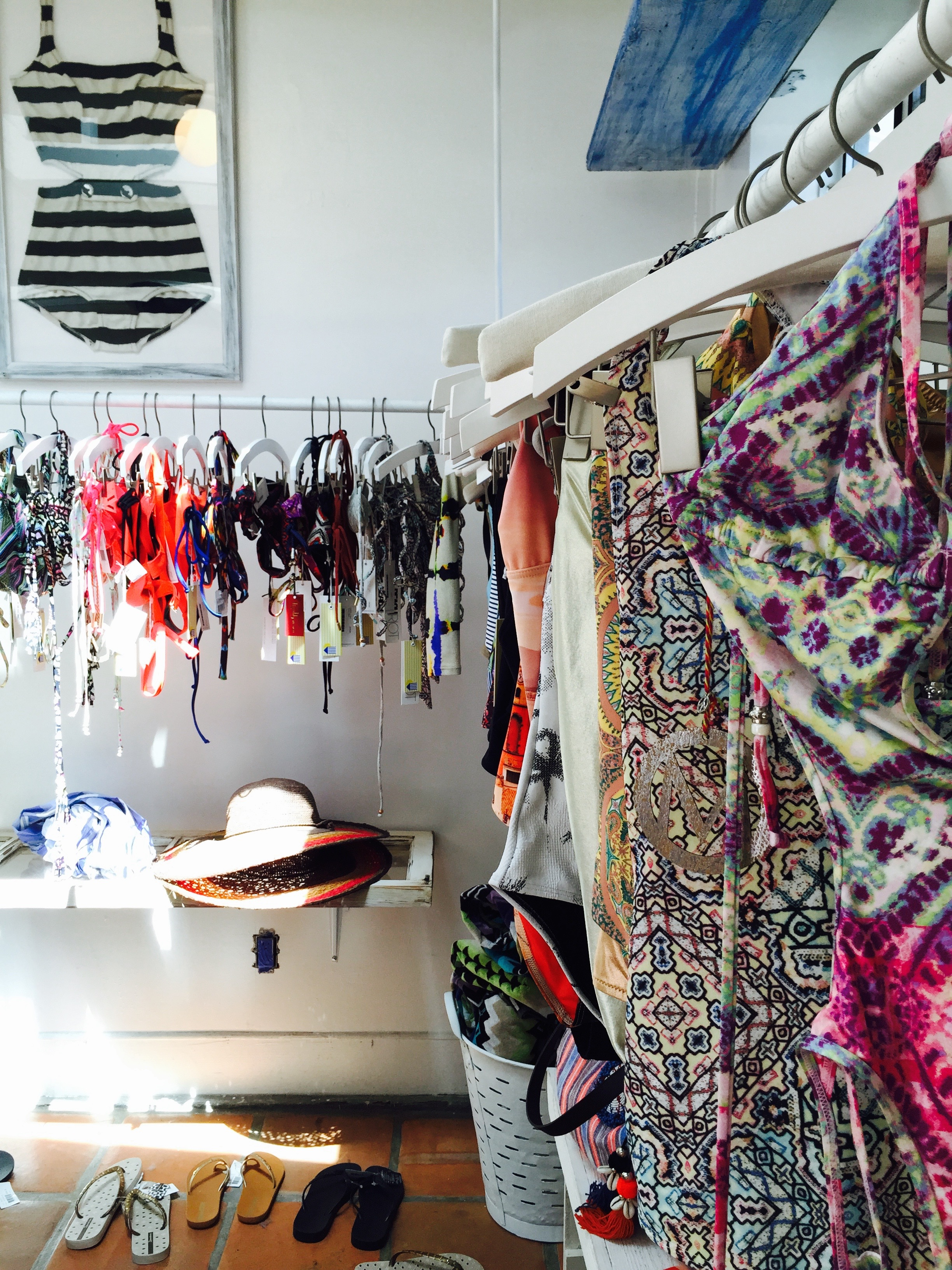 "Swimsuits galore for one last ""summer  fling ""  Labor Day"