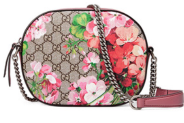 Gucci Blooms  Mini Crossbody Bag