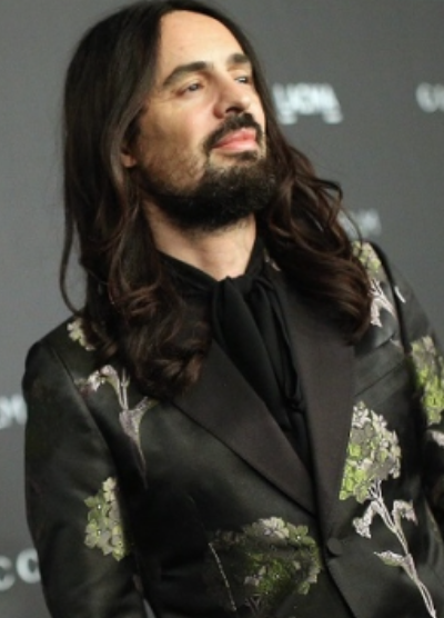 Here's a glimpse of Gucci's New Creative Director;  Alessandro  Michele -