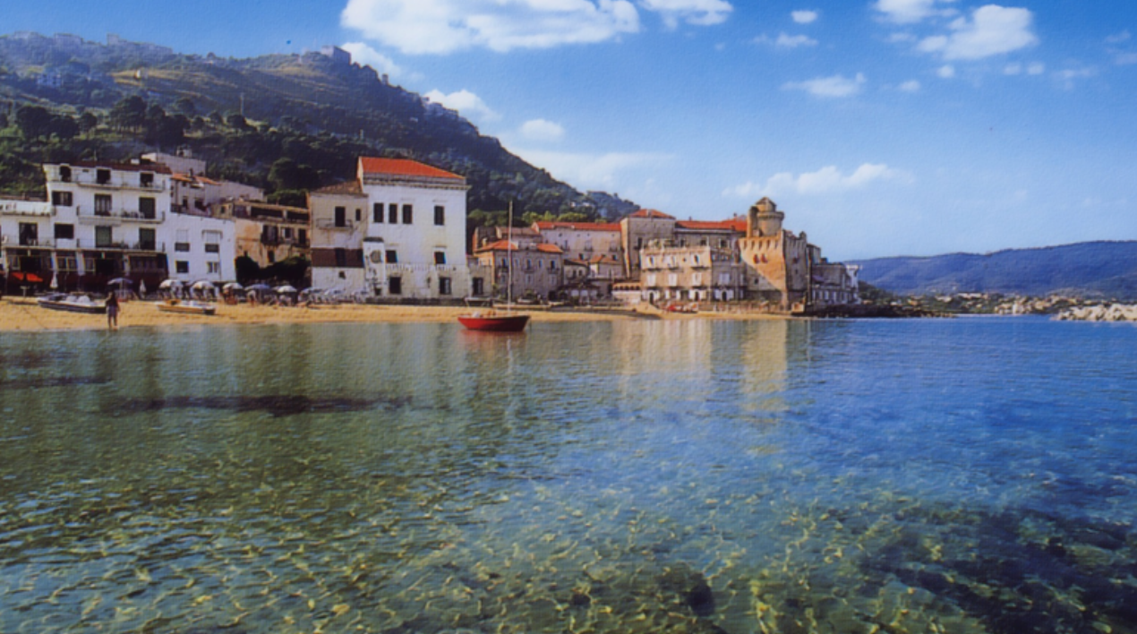 Acciaroli Italy
