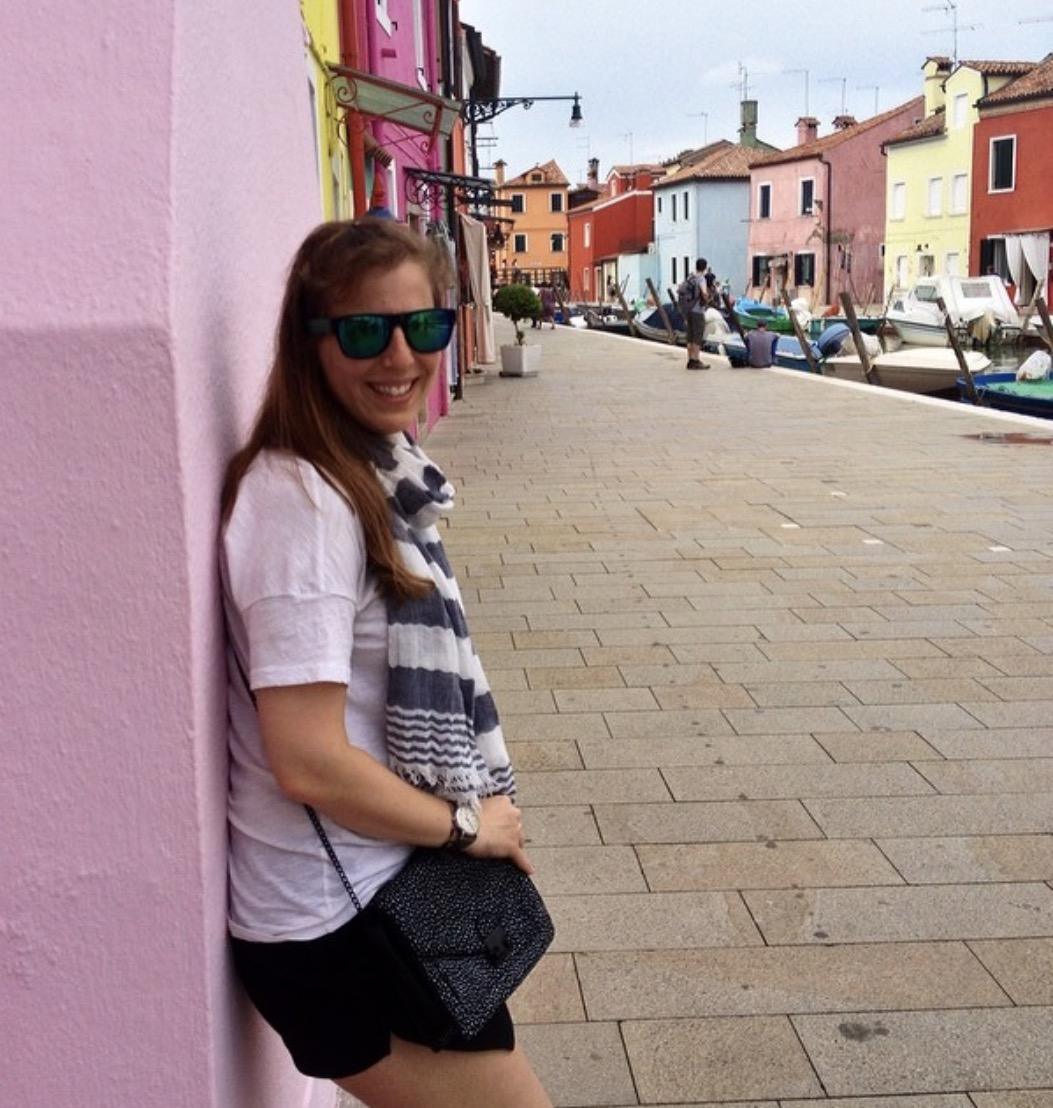 Isle De Burano, Venice