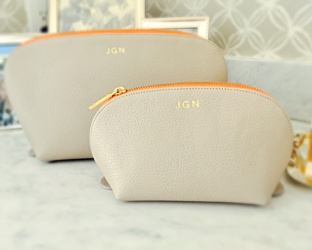 Great Mother's Day Gift Idea! Monogramed Travel & Everday Bags