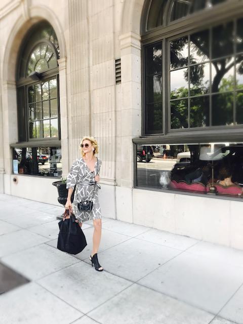 Culver Hotel  - Culver City Los Angeles / Dress-  Gratus