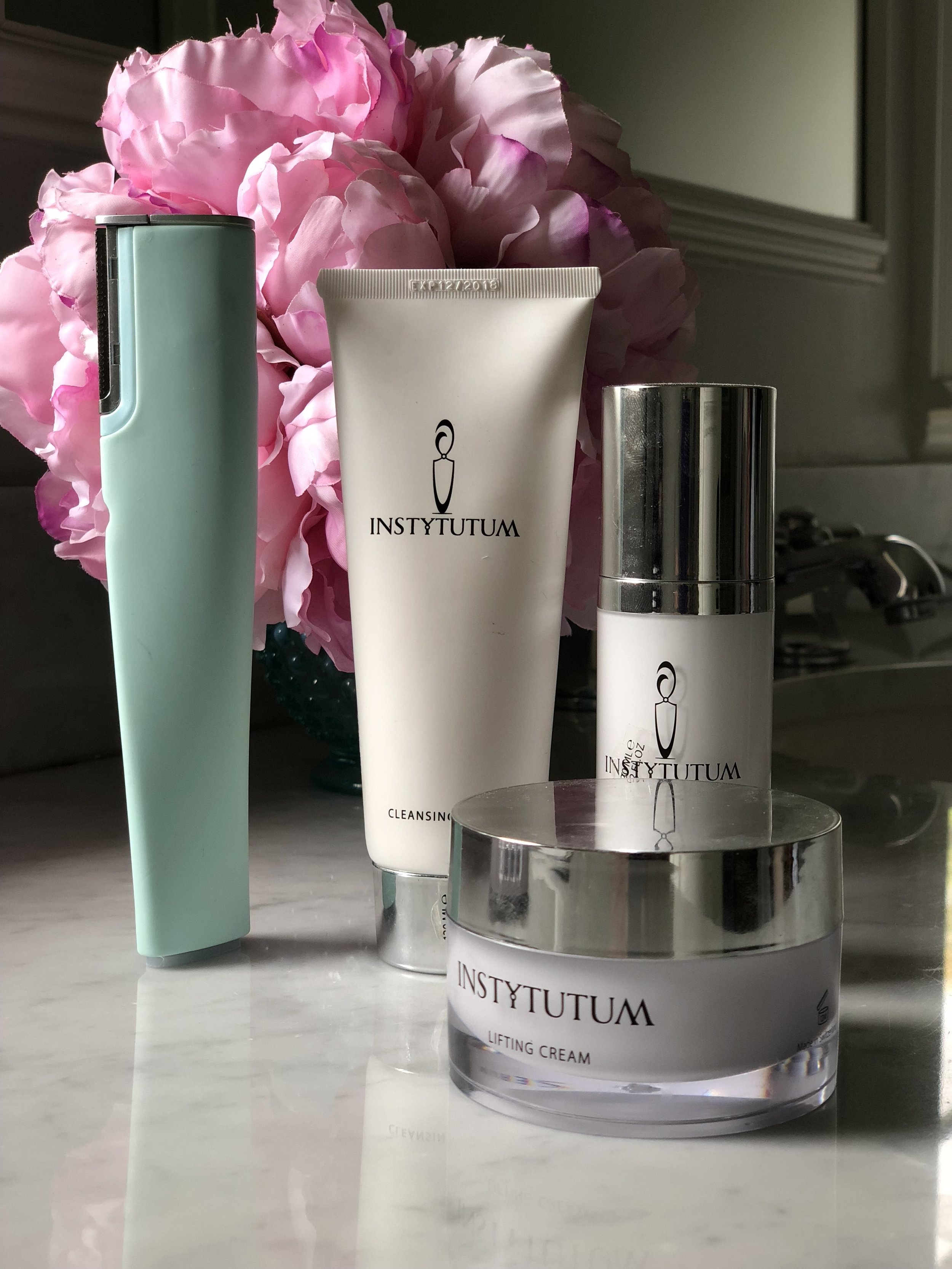 Instytutum Products I use with Dermaflash / Use Discount Code BEFLAWLESS