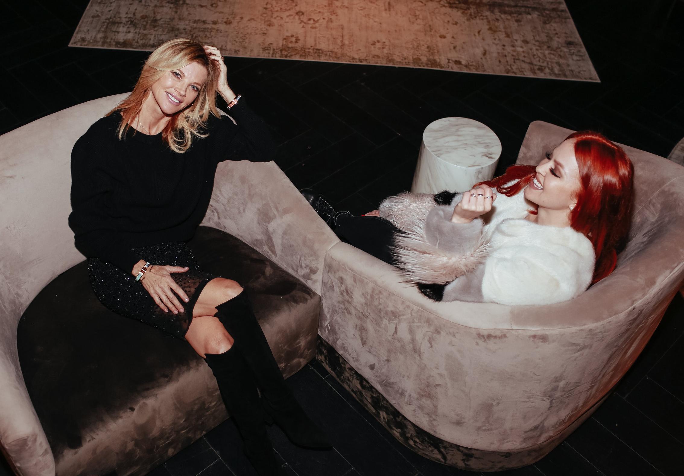 Janet Gunn + Heather Grace Hancock