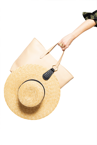 Top Tote  Hat Clip - It's not on sale but it sure is a must have if you're a hat fan!