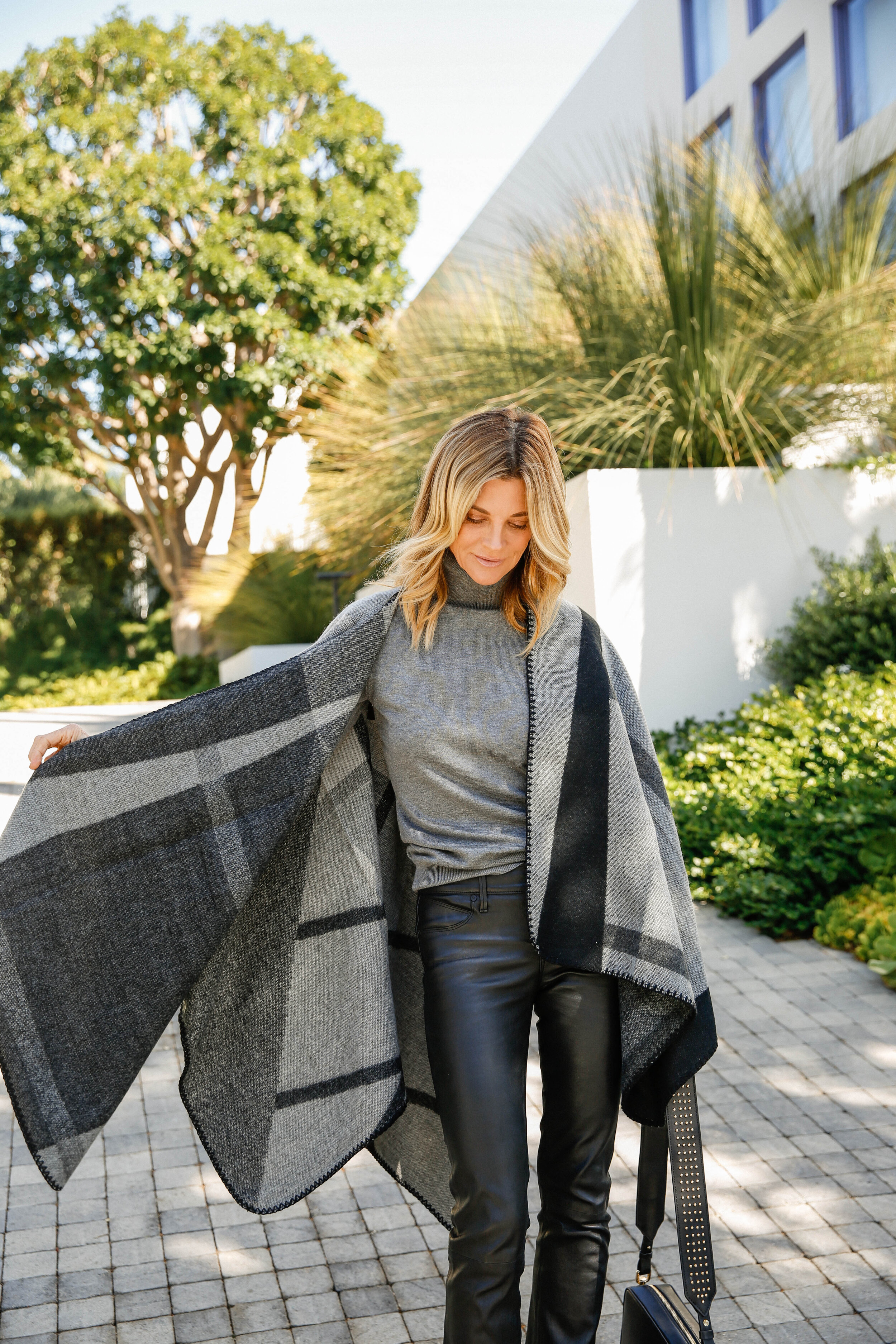 Wrap up in our  Doheny Wrap  for comfort and style.