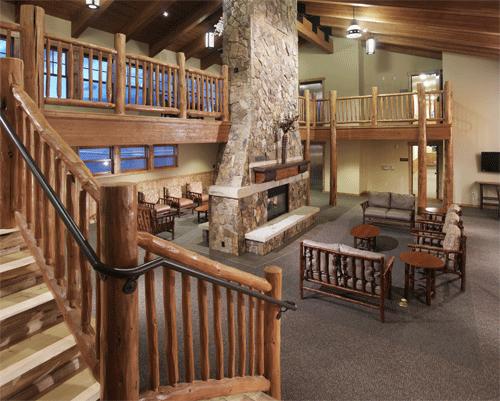 Lodge Common Areas