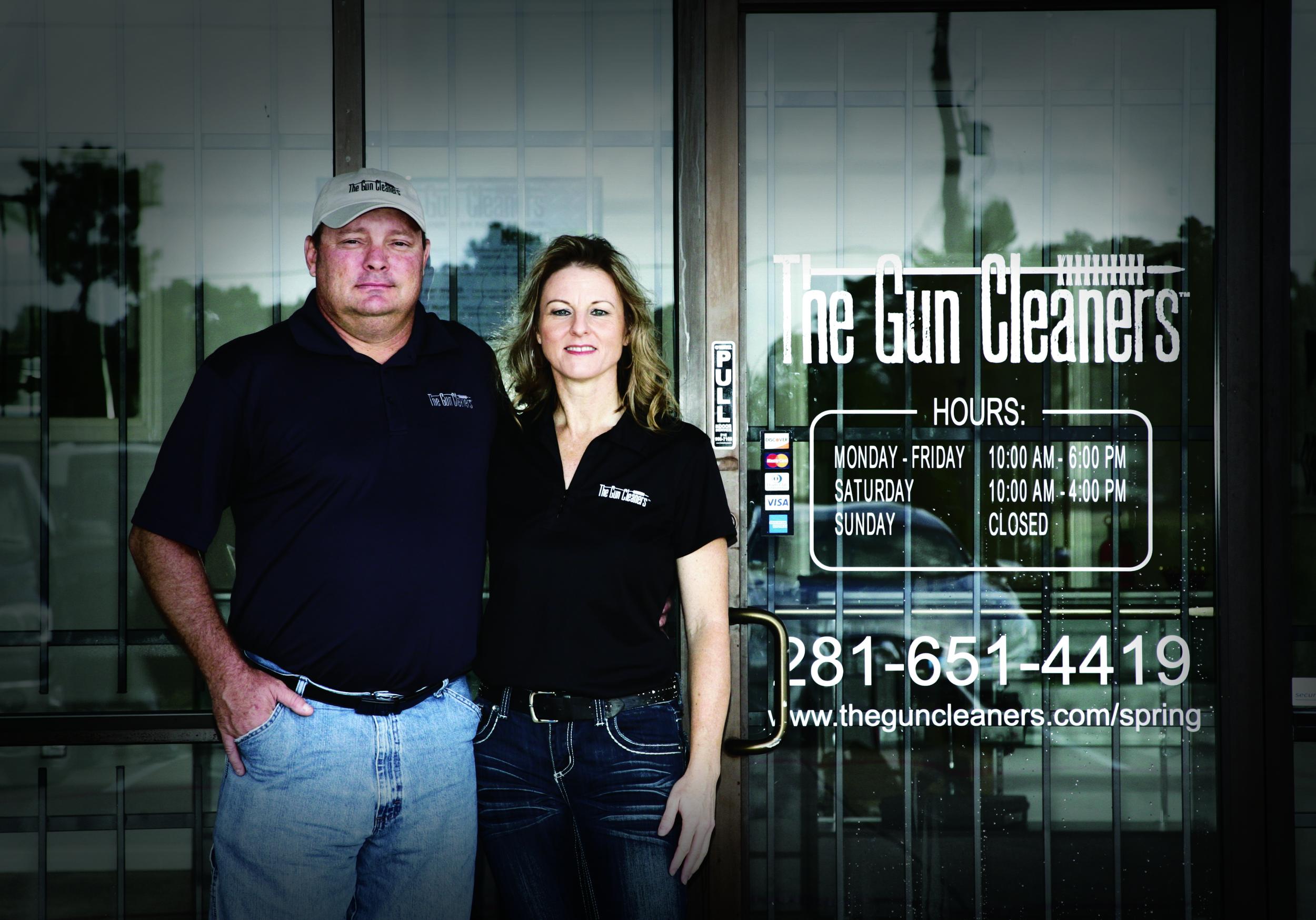 The Gun Cleanners