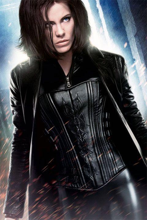Kate Beckinsale in Underworld