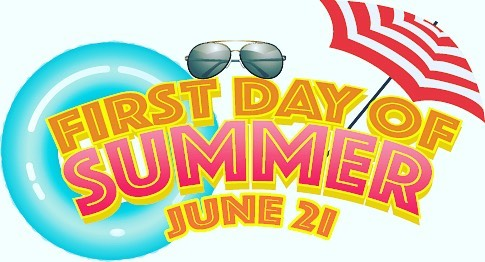 Well it may not look like the first day of summer but it feels like it! #summer #summersolstice #firstdayofsummer #houston #hot
