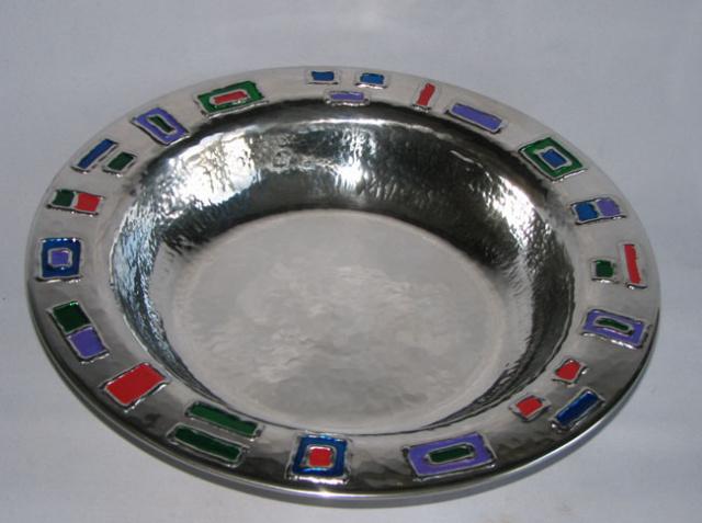 Coloured Bowl (BL14)