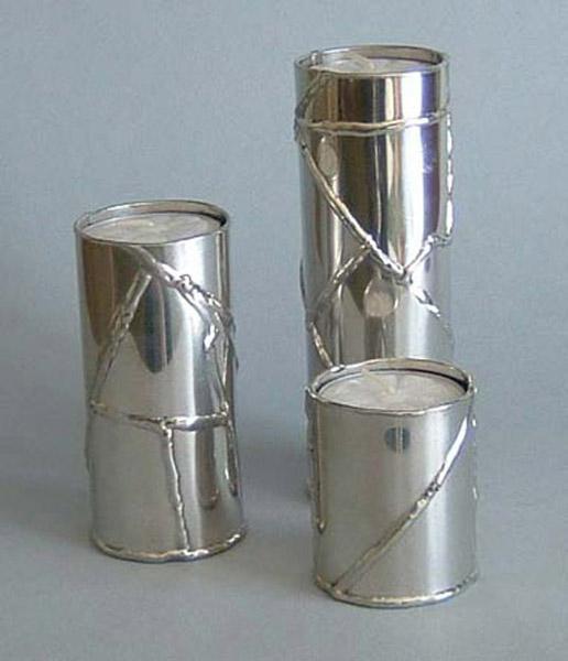 Welder Tube Candleholders (CH4W)